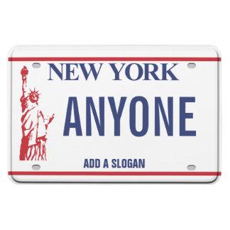 New- Yorklizenz-Platte (personalisiert) Magnet