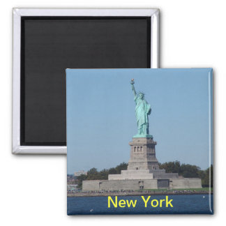 New- Yorkmagnet Quadratischer Magnet