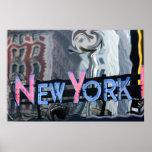 New- Yorkneon Plakat