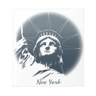 New- Yorknotizblock-kundenspezifisches Notizblock