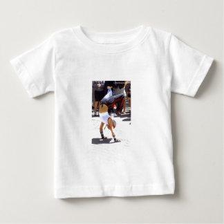 NEW- YORKRapper DANCER-ON IHRE HÄNDE! Baby T-shirt