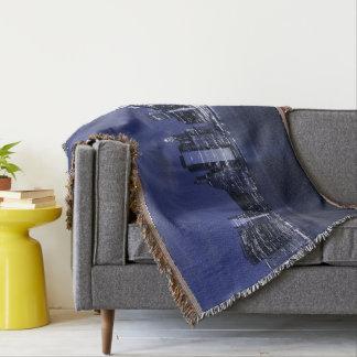 New- YorkSkyline gebadet im Blau Decke