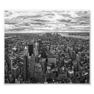 New- YorkSkyline Kunst Photo