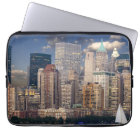 New- YorkSkyline Manhattan der Hudson Laptop Sleeve