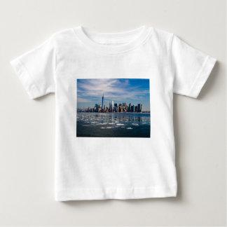 New- YorkSkyline-New- York Citystadt Manhattan Baby T-shirt
