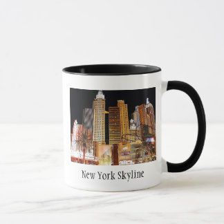 New Yorkskyline-Tasse Tasse