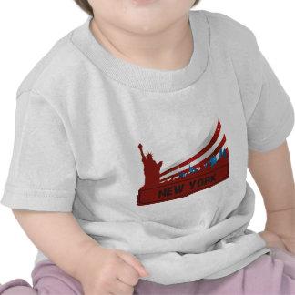 New- YorkSkyline Hemden