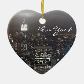 New- Yorkverzierungs-New- Yorkandenken-Dekoration Weihnachtsbaum Ornamente
