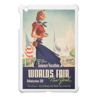 New- YorkWeltausstellung-Plakat iPad Mini Hülle