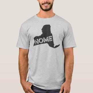 New- YorkZuhause-Staats-Shirt T-Shirt