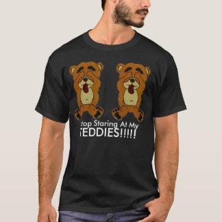 NEWBEARS, Halt, der entlang meines anstarrt, TED… T-Shirt