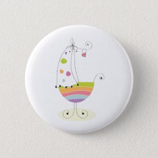 Newborn Crib Runder Button 5,7 Cm