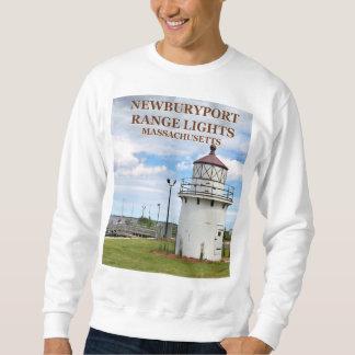 Newburyport Strecken-Lichter, MA-Sweatshirt Sweatshirt