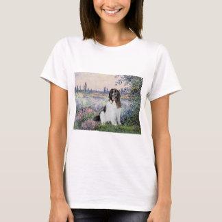 Newfie Landseer 3 - durch die Seine T-Shirt