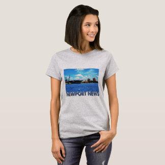 Newport-Nachrichten, VA T-Shirt
