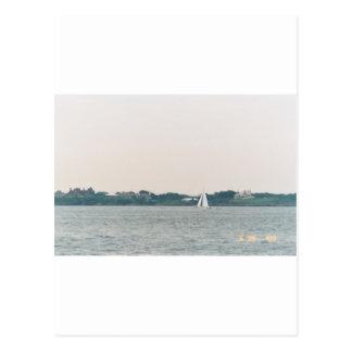 Newport Postkarte