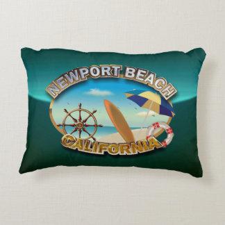 Newport-Strand, Kalifornien Dekokissen