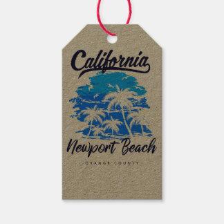 Newport-Strand-Kalifornien-Geschenkumbau Geschenkanhänger