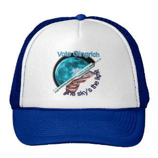 Newt Gingrich - die Grenze des Himmels Baseballcap