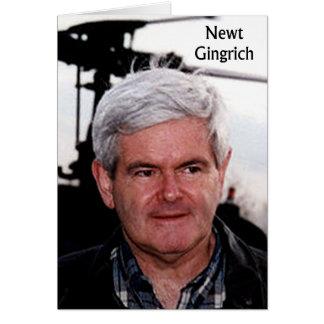 Newt Gingrich Karte