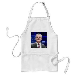 Newt Gingrich Schürze