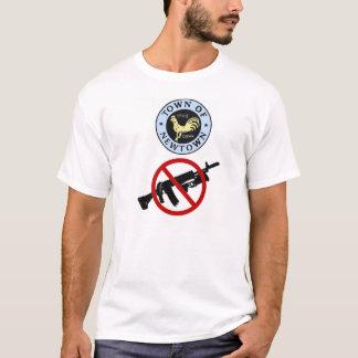 Newtown CT   keine Gewehre T-Shirt