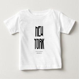 NewYork Koordinate Baby T-shirt