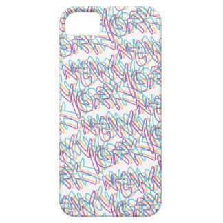 NewYork, städtisch, StreetArt, USA, Entwurf, NYC, Hülle Fürs iPhone 5