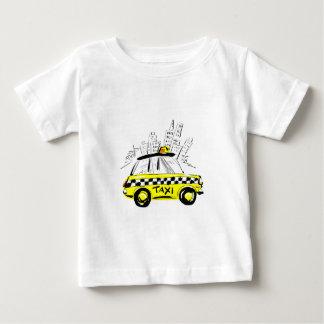 newyork Taxi Baby T-shirt