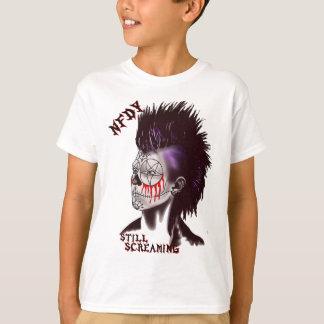 NFDY Mohikaner-Tätowierungs-Logo T-Shirt