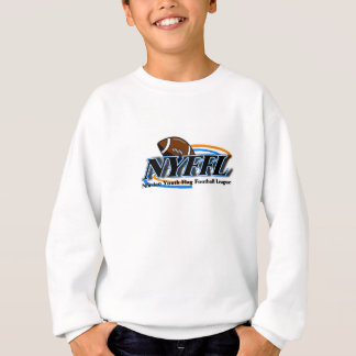 Nfusion Jugend-Flaggen-Fußball Nyffl unter 14 Sweatshirt