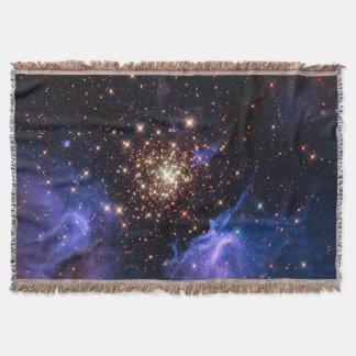 NGC 3603 die SuperSternhaufen NASA Decke