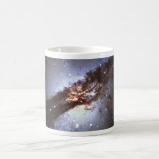 NGC 5128 Centaurus die Galaxie NASA Kaffeetasse