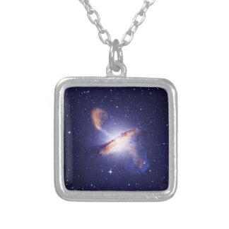 NGC 5128 Centaurus die Galaxie NASA Versilberte Kette