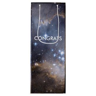 NGC 602 die helle Sterne NASA Geschenktüte Für Weinflaschen