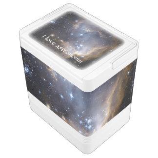 NGC 602 die helle Sterne NASA Kühlbox