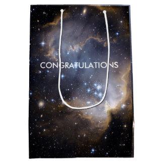 NGC 602 die helle Sterne NASA Mittlere Geschenktüte