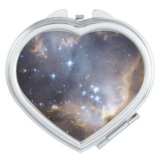 NGC 602 die helle Sterne NASA Taschenspiegel