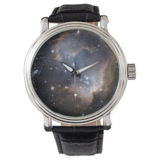 NGC 602 die helle Sterne NASA Uhr