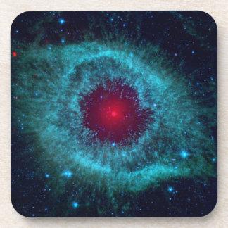 NGC 7293 die Schneckennebelfleck NASA Getränkeuntersetzer