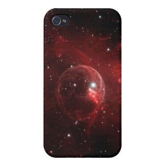 NGC 7635 Blasen-NebelfleckCassiopeia iPhone 4 Schutzhülle