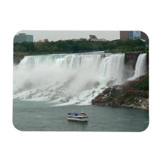 Niagara Falls auf der kanadischen Seite Magnet