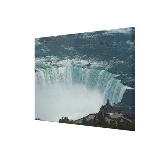 Niagara Falls große 60 x 40 eingewickelte Leinwand