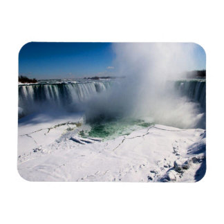Niagara Falls, Kanada im Winter Magnet