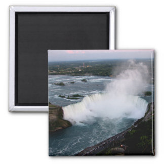 Niagara Falls: Kanadisches Hufeisen fällt (Antenne Quadratischer Magnet