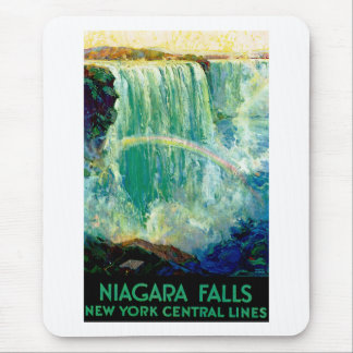 Niagara Falls Mousepads