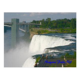 Niagara Falls NY Postkarte