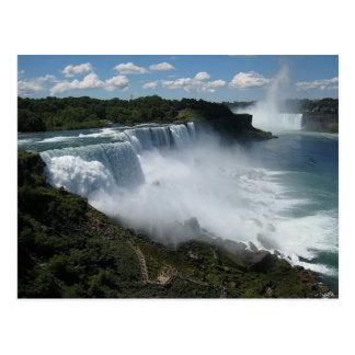 Niagara Falls Postkarte