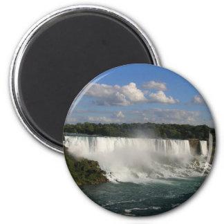 Niagara Falls Runder Magnet 5,7 Cm