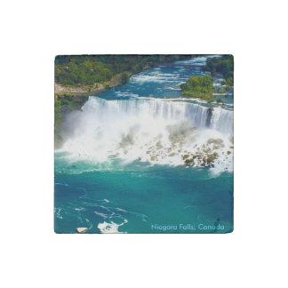 Niagara Fallsmarmormagnet Stein-Magnet